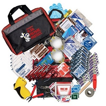 Custom printed survival disater first aid kits