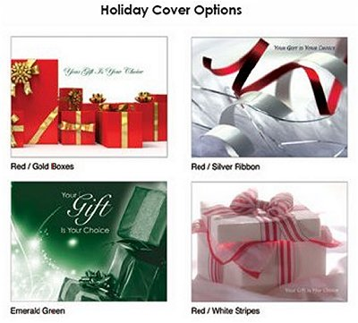 Holiday Gift Book Covers