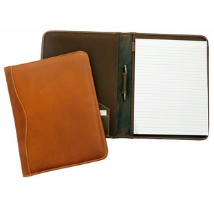 Custom Leather Padfolio/Portfolios