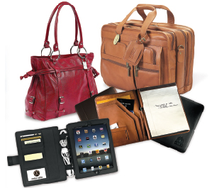 Personalized Leather Portfolios