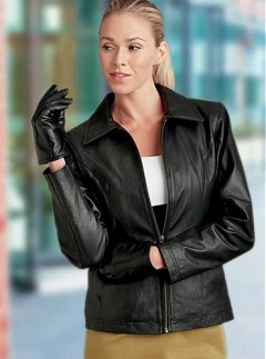 Ladies Custom Leather Jackets